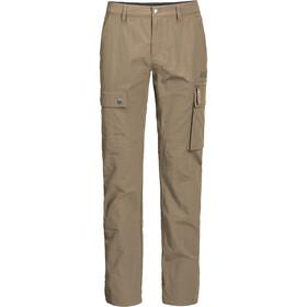 Jack Wolfskin Lakeside Pants Men sand dune